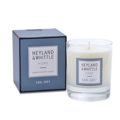 『Miss Cat 貓小姐』*Heyland & Whittle 英倫薇朵 午茶伯爵香氛燭 香氛蠟燭 230g