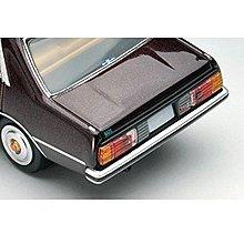 TOMYTEC小汽車 LV-N159a 日產Nissan Laurel 2000SGL-E 79 (栗子色) 28627