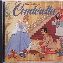 《絕版專賣》仙履奇緣 / Cinderella 電影原聲帶 (滾石 K1版.無IFPI)