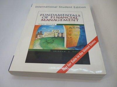 《Fundamentals of Financial Management》ISBN:0324203063│Baker 有光碟