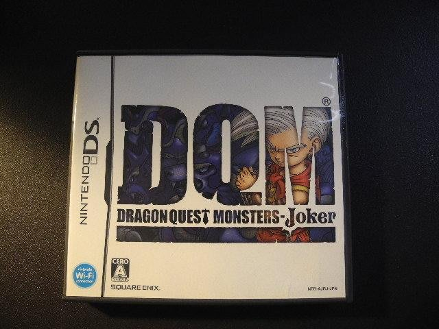 Dragon Quest Monsters Joker 勇者鬥惡龍 怪獸仙境│Nintendo DS│編號:G3