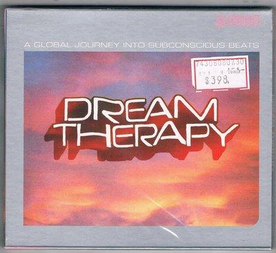 西洋CD-DREAM THERAPY-A GLOBAL JOURNEY INTO SUBCONSCIOUS BEATS