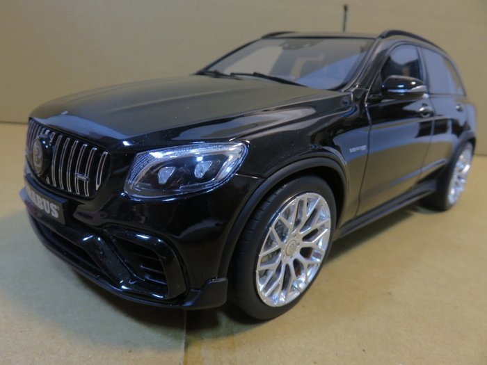 =Mr. MONK= GT SPIRIT  Mercedes GLC Brabus 600