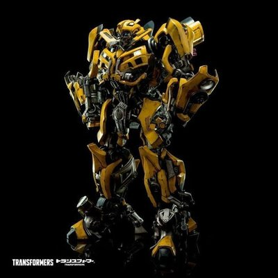 threeA 3A 變形金剛 大黃蜂 Transformers Bumblebee