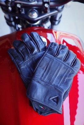 (二輪動力生活館)義大利??DAINESE HI-JACK真皮復古手套