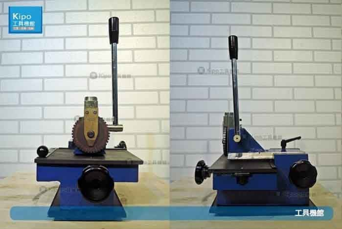 手動金屬打碼機 名牌打印機 熱銷壓字機 壓印機-金屬標籤凸字機-凹字機-VAC001001A