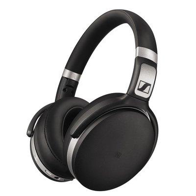 SENNHEISER 森海塞爾 HD 4.50 BTNC 抗噪藍牙無線耳罩式耳機 黑色 公司貨