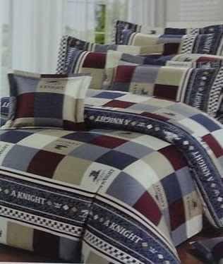 =時尚藝術家=☆686雙人鋪棉床罩組(台灣製)~床裙為全花色波浪造型~可訂做