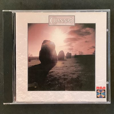 Clannad克蘭納德家族合唱團(Enya恩雅家族)-Magical Rung魔戒 舊版1983年德國Sonopress版無ifpi