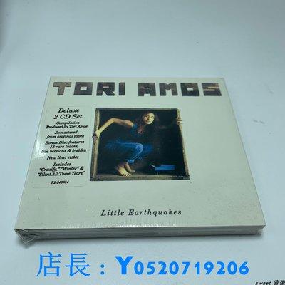 全新 專輯CD 多莉艾莫絲 Tori Amos -Little Earthquakes 2CD明泰店