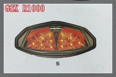 【炬霸科技】SUZUKI LED 尾燈 後燈 GSX R1000 K7 K8 07 08