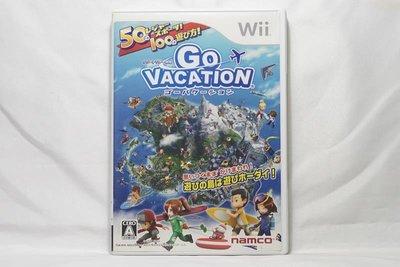 Wii 日版 歡樂假期 GO VOCATION