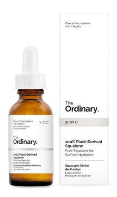 【現貨】The Ordinary 純植物性角鯊烷油 100% Plant-Derived Squalane 植萃角鯊