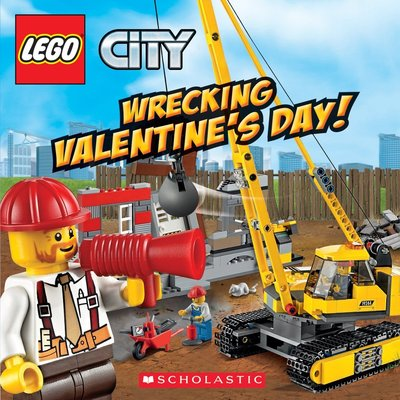 *小貝比的家*LEGO CITY WRECKING VALENTINE'S DAY!/平裝/3~6歲