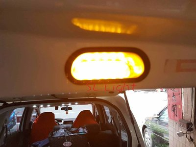 SL光電精品~豐田 2006-17 PREVIA尾門 第五門燈 尾門警示燈 防撞燈 LED閃爍 專用 Sienta 台製