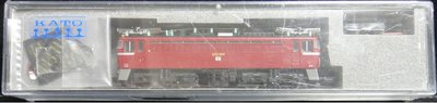 KATO N GAUGE 3012 ED73 1000 ELECTRIC LOCOMOTIVE JAPAN IMPORT 火車 51876 (PIU#120)