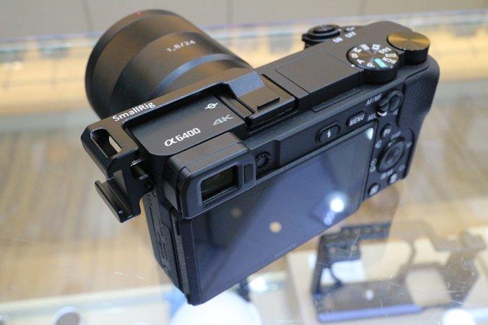 【日產旗艦】SmallRig Sony A6000 A6300 A6400 A6500 冷靴支架 麥克風支架 延伸支架