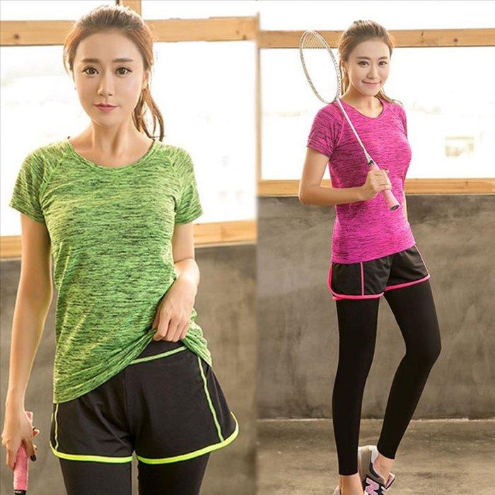 健身服 健身馬甲 速乾服 運動服 跑步服 韓版加大碼女裝速干健身房運動套裝200斤胖MM跑步健身瑜伽鍛煉服