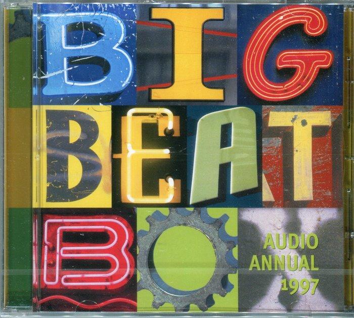 【塵封音樂盒】EMI合輯 Big Beat Box Audio Annual 1997  (全新未拆封)