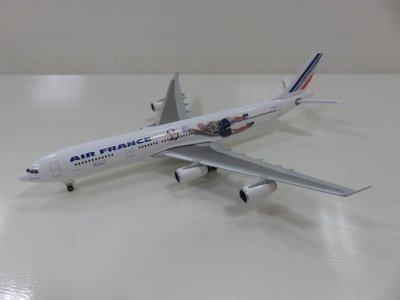 宗鑫 1/500 Herpa Wings HW531412 Airbus A340 300