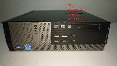出售2手  DELL  OPTIPLEX 990 SFF  i5  i7 1155主機板  只要-2000元....