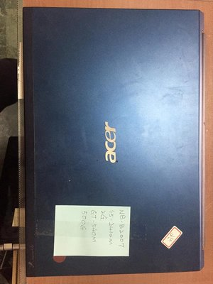 【冠丞】宏碁 ACER 3830TG 13.3吋 i5-2410m 2G 500G 筆電 筆記型電腦 NB-B2007 高雄市