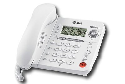AT&T 留言錄音有線電話 [1856] (有保用)