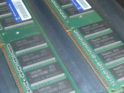威剛 ADATA DDR400 1G 1gb 終保 庫存有75支