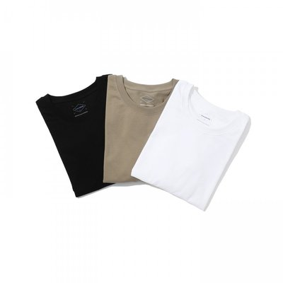 ☆AirRoom☆【現貨】2019SS MADNESS MDNS 3 IN 1 PACK TEE 余文樂 短T 三色一包