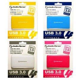 LightForce Slim USB 3.0 95.5MB/s 極速多合一讀卡機,超輕薄僅6mm-白