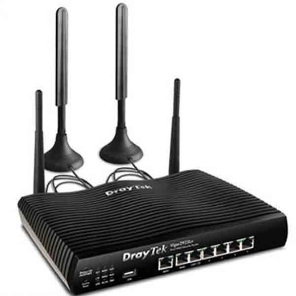 喬格電腦 居易Vigor 2925Ln LTE 4G VPN路由器 Router