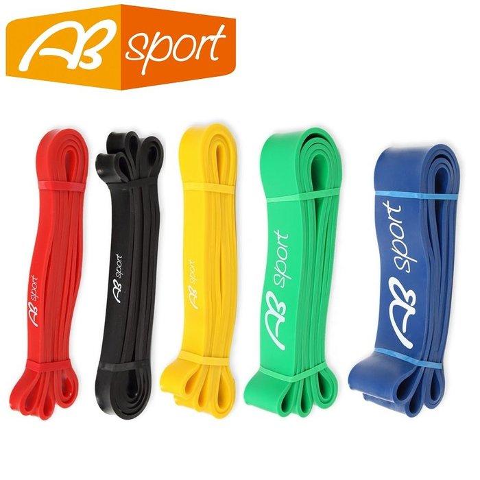 【健魂運動】超級環狀彈力帶組(AB Sport-Super Band Kit)
