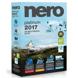 Nero 2017 Platinum 4K ULTRA HD白金版-數位生活最佳選擇