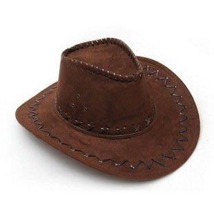 部牛仔帽咖啡色DS演出服裝酒吧舞台性感領舞服必備制服誘惑  Cosplay牛仔