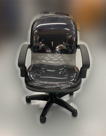 【宏品二手家具】二手家具 家電買賣 EA150-5Gj*全新黑灰扶手透氣網辦公椅* 全新/二手OA辦公家具大特價