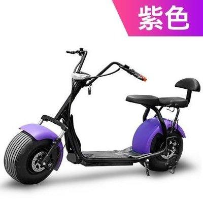 大輪胎電動鋰電60V兩輪代步 NMS