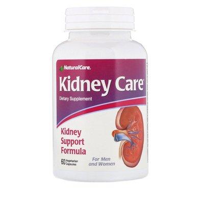 【澳健代購專櫃】美國直郵Natural Care專業推薦腎臟防護配方Kidney Care 60粒