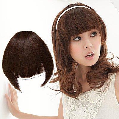☆雙兒網☆100%真髮可染可燙可造型【RT29】兩側加長齊瀏海-100%真髮