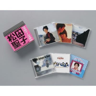日版全新品 - 松田聖子 Seiko Matsuda -- 松田聖子 オリジナル・サウンドトラック集 1981~1985