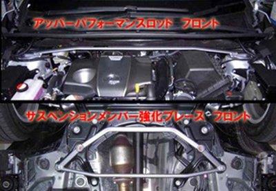 【冠亦汽車】LEXUS NX200t NX300h TOM'S 引擎室強化拉桿