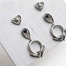 (清貨$25 一套3對)(原價$30)新款 外貿 簡單美 精緻 耳環 套裝(滿$60包郵)(郵費$5)