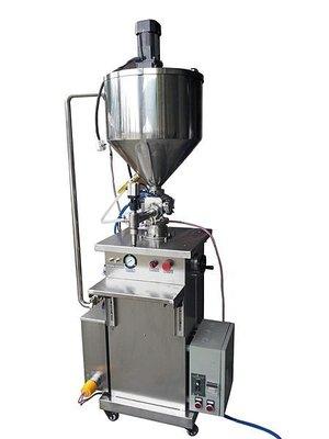【維修達人】食品機械 落地型加熱攪拌填充機、口紅機、攪拌機、灌裝機、另有各式真空機、封口機、印字機