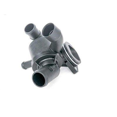 《歐馬國際》03L121111AE Q3 GOLF PASSAT CADDY TIGUAN 節溫器 水龜 總成 德原廠
