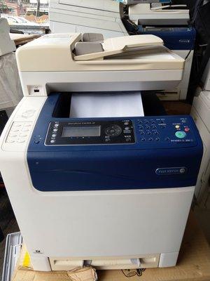 全錄 cm 305 df雷射彩色事務機 售3500