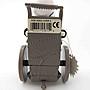 【戴大花2】出清---- 聖誕夜驚魂 主角之一 場景版 絕版收藏品 PVC 輪椅怪博士 #G116