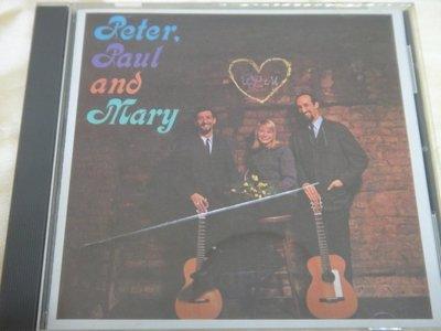 Peter Paul & Mary 彼德保羅與瑪莉 美國版 發燒片 無IFPI 500 Miles Lemon Tree