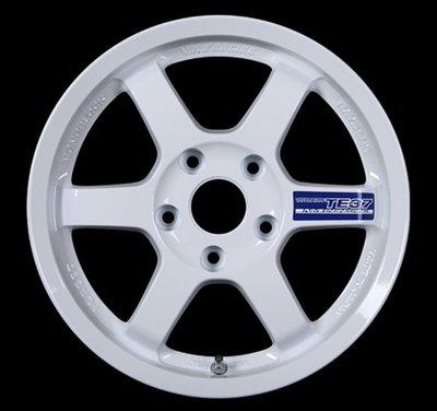 DJD19050243 日本正RAYS TE37 GRAVEL 14-15吋 鍛造鋁圈 輕量化設計 依當月報價為準