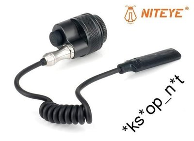 {MPower} Jetbeam Niteye TTS01 War Game Tactical Remote Pressure Switch 線控 Flashlight 電筒 老鼠尾 - 原裝正貨