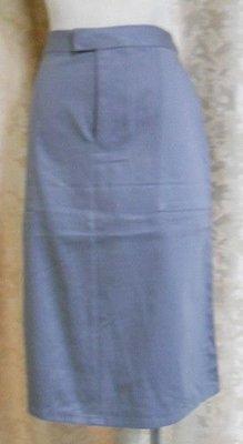 ~麗麗ㄉ大碼舖~#2(28吋)灰色雙口袋前勾扣拉鍊式短裙~