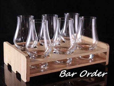 Bar Order~專業調酒用具 展店超值精緻烈酒聞香酒杯+杯架套裝組 超低價 現貨+預購